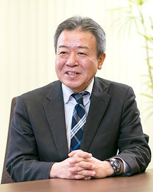 代表取締役社長 鈴木 立